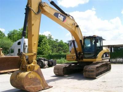 Cat 320D LRR Excavator