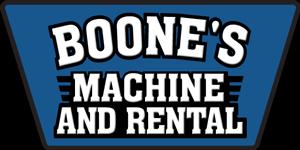 boones machine wy